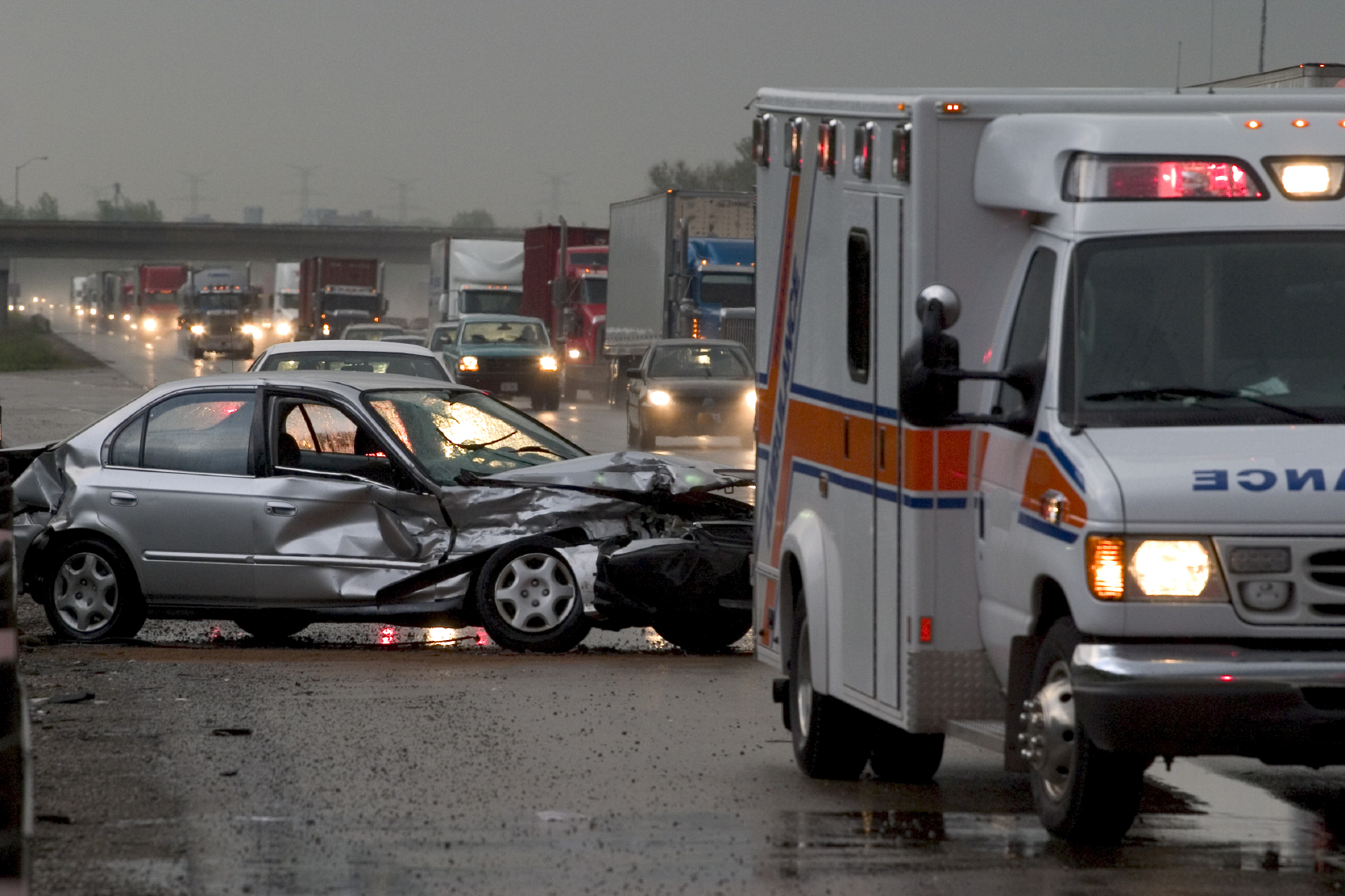 Trucking Accident – The Coggin Firm